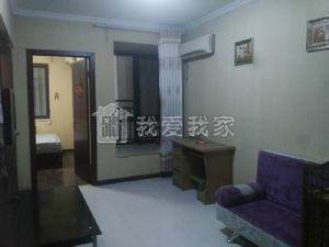 数码公寓 精装一室一厅 家具家电齐全 随时看房 有暖气