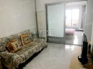 通州北关 华龙小区 落地窗阳台干净精装一居室