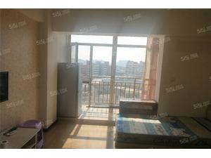 中山门景悦公寓 精装修的一室 价格合适 随时看